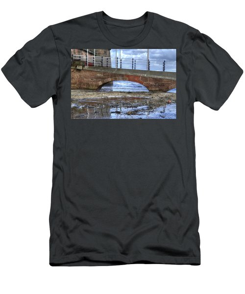 Arches Men's T-Shirt (Slim Fit) by Spikey Mouse Photography