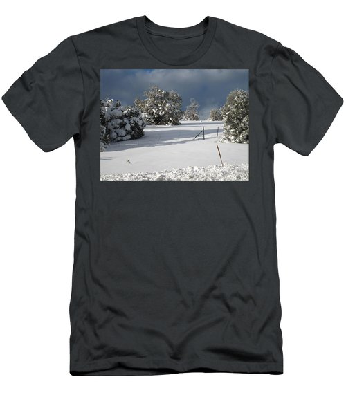 Arizona Snow 3 Men's T-Shirt (Athletic Fit)