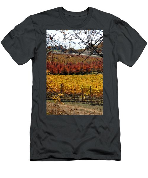 Around And About In My Neck Of The Woods Series 28 Men's T-Shirt (Athletic Fit)