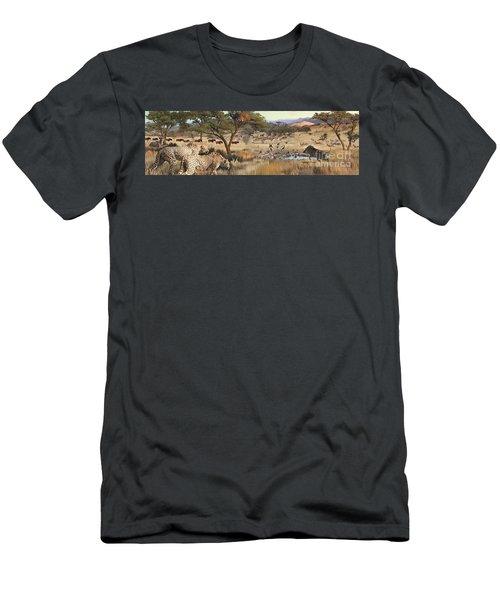 Arrival Men's T-Shirt (Athletic Fit)