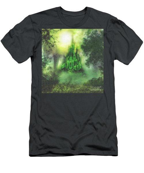 Arrival To Oz Men's T-Shirt (Athletic Fit)