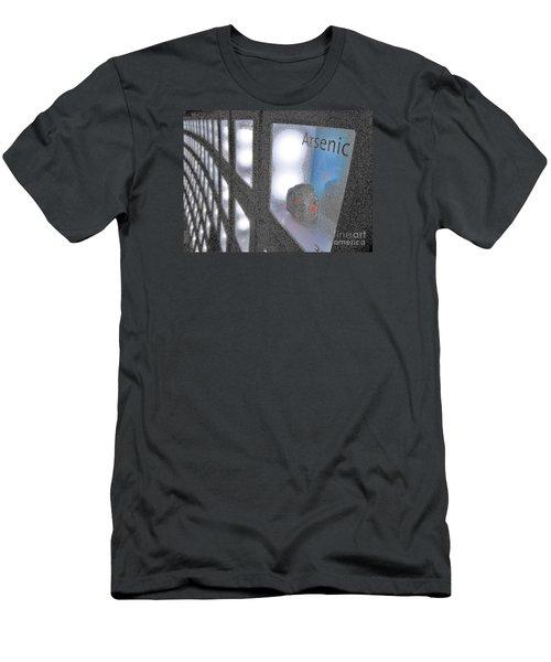 Arsenic No Lace Men's T-Shirt (Athletic Fit)