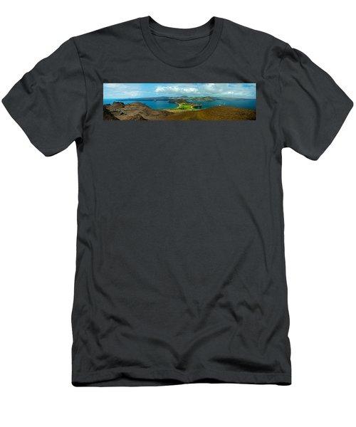 Ash To Wonder Men's T-Shirt (Athletic Fit)