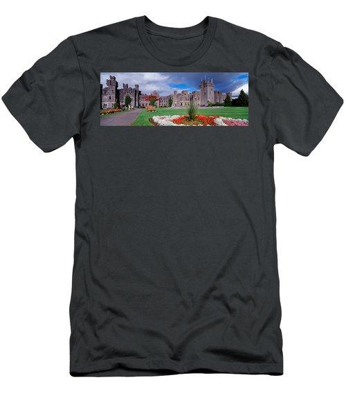 Ashford Castle, Ireland Men's T-Shirt (Athletic Fit)