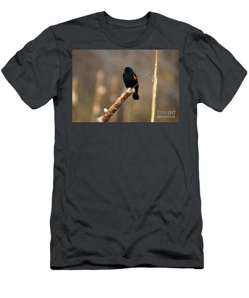 At Rest Men's T-Shirt (Athletic Fit)