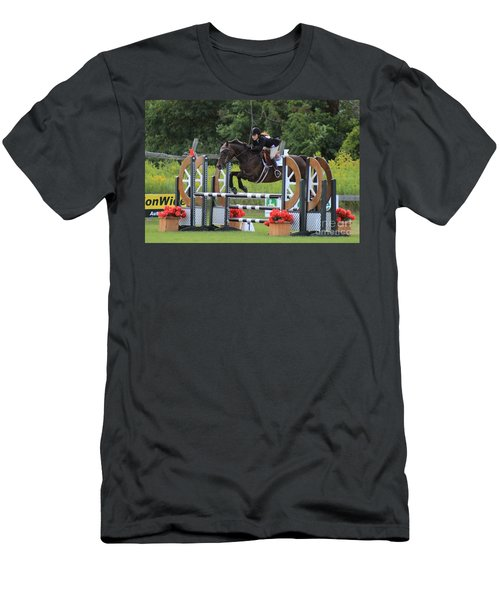 At-su-jumper100 Men's T-Shirt (Athletic Fit)