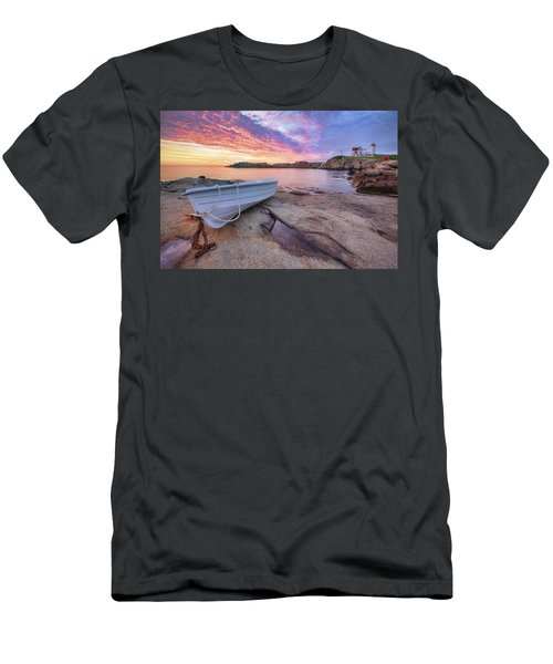 Atlantic Dawn Men's T-Shirt (Athletic Fit)
