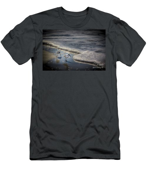 Attack Of The Sea Foam Men's T-Shirt (Athletic Fit)