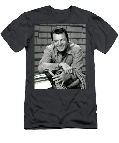 Audie Murphy Medal Of Honor Recipient Men's T-Shirt (Athletic Fit)