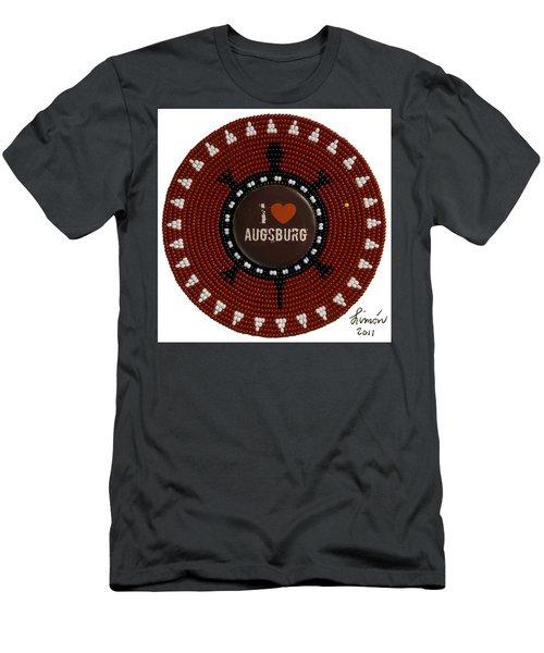 Augsburg 2011 Men's T-Shirt (Athletic Fit)