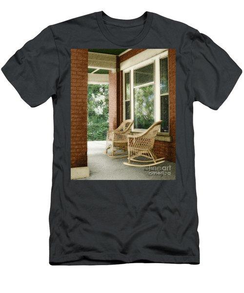 Aunt Jane's Porch Men's T-Shirt (Athletic Fit)