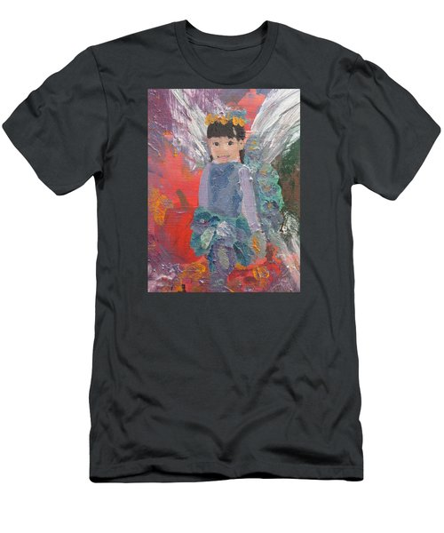 Autumn Fairy Men's T-Shirt (Athletic Fit)