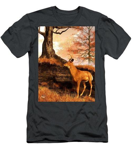 Autumn Hart Men's T-Shirt (Athletic Fit)