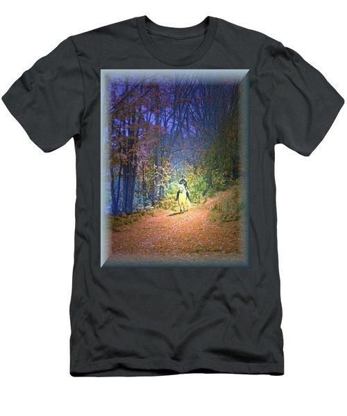 Autumn Memories- The Dreams Of Children Men's T-Shirt (Athletic Fit)