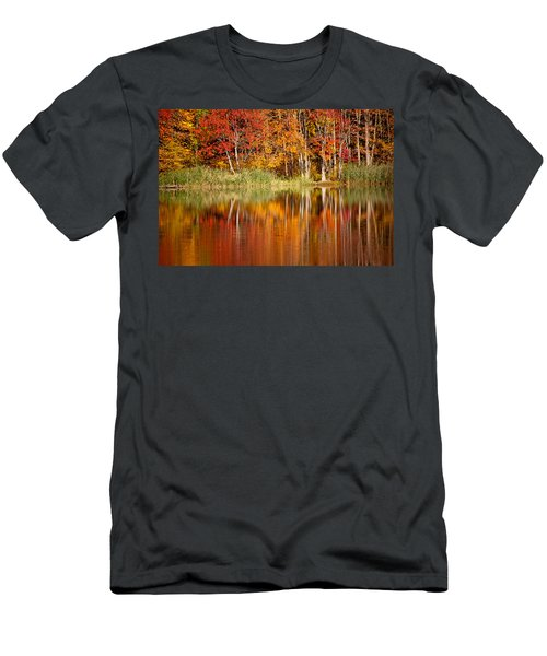 Autumns True Colors Men's T-Shirt (Athletic Fit)