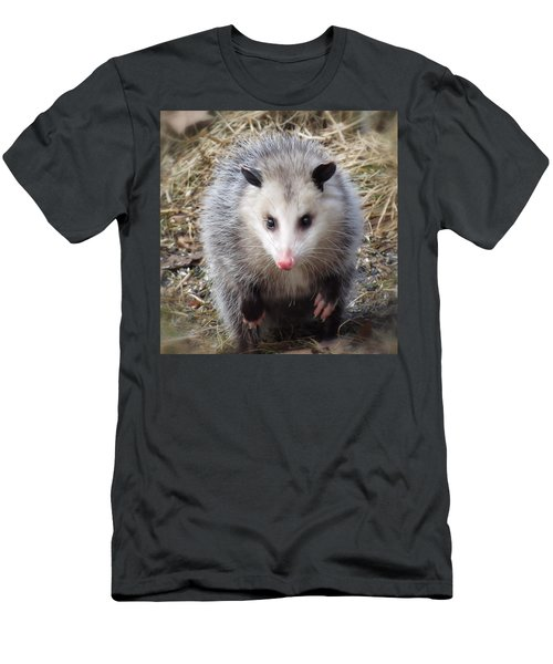 Awesome Possum Men's T-Shirt (Athletic Fit)