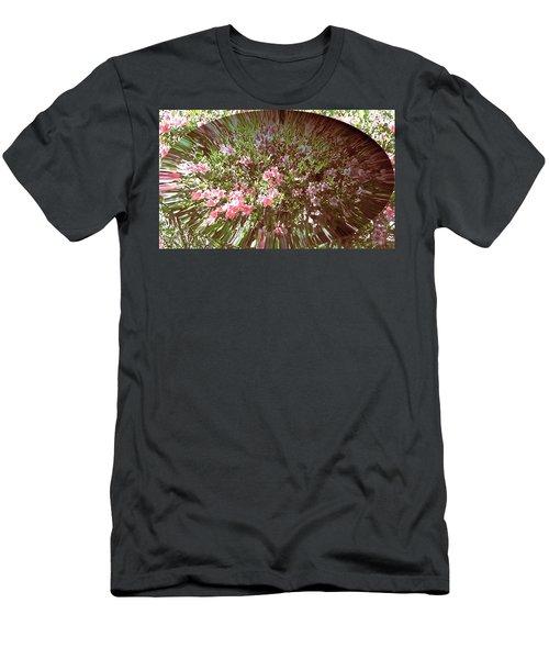 Azalea Bouquet Men's T-Shirt (Athletic Fit)