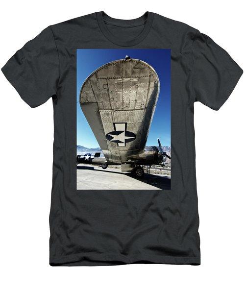 B 17 Sentimental Journey Men's T-Shirt (Athletic Fit)