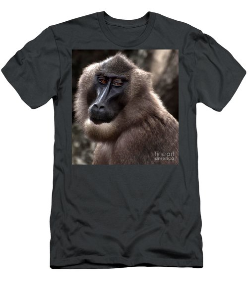 Baboon Men's T-Shirt (Athletic Fit)