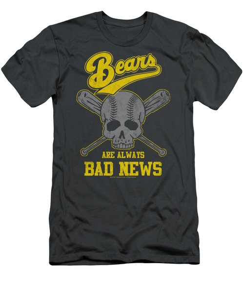 Bad News Bears - Always Bad News Men's T-Shirt (Athletic Fit)