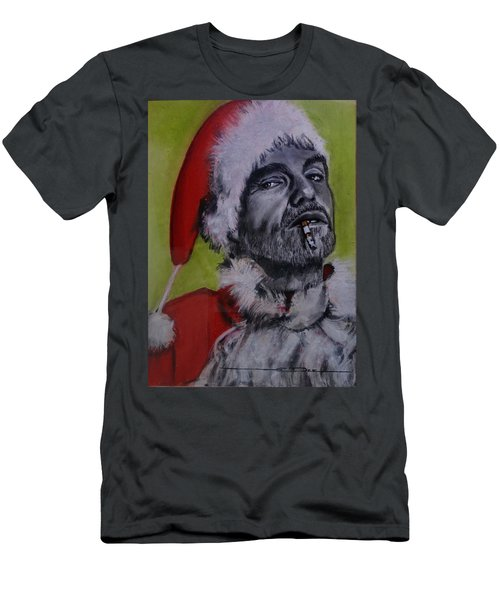 Bad Santa Men's T-Shirt (Athletic Fit)