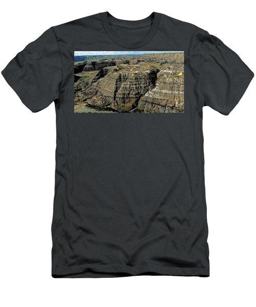 Badlands Men's T-Shirt (Athletic Fit)