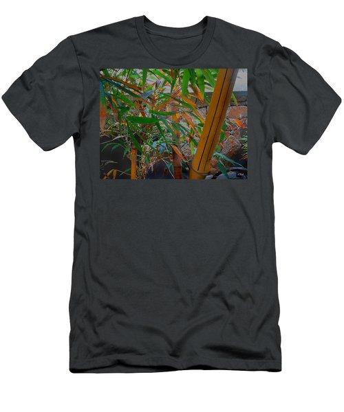 Bamboo Garden Men's T-Shirt (Athletic Fit)