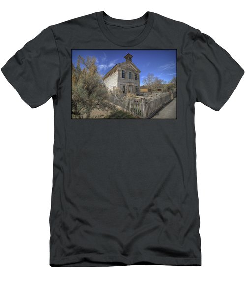 Bannack Lodge # 16 Men's T-Shirt (Athletic Fit)