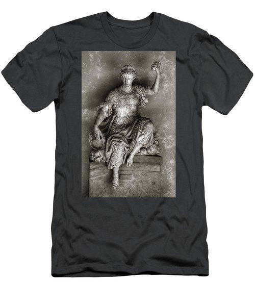 Bargello Sculpture Men's T-Shirt (Athletic Fit)