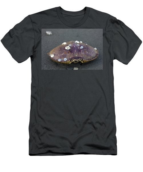 Barnacled Crab Shell Men's T-Shirt (Athletic Fit)