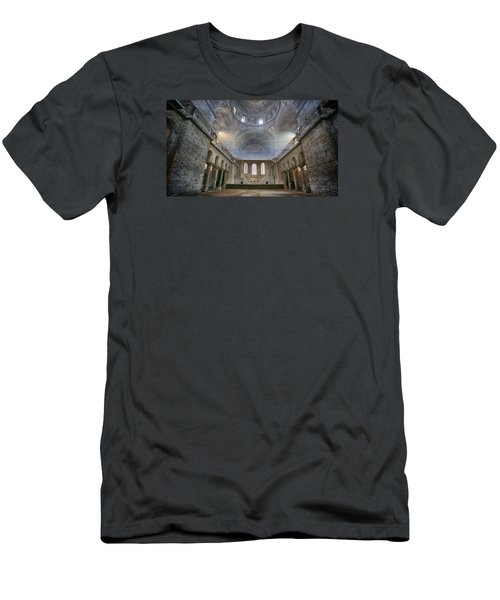 Basilica Of Holy Peace Men's T-Shirt (Athletic Fit)