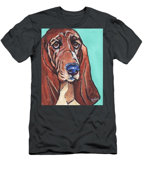 Basset II Men's T-Shirt (Athletic Fit)