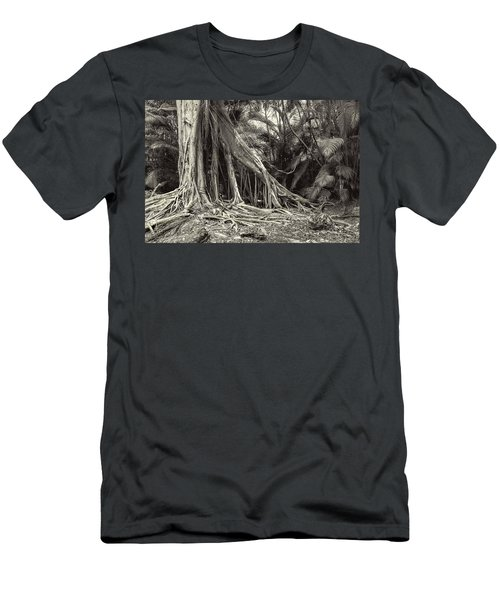 Strangler Fig Men's T-Shirt (Athletic Fit)