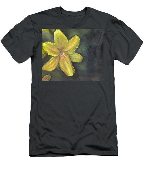 'be A Lily Among Thorns' Men's T-Shirt (Athletic Fit)