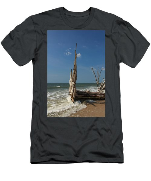 Beach Magic Men's T-Shirt (Athletic Fit)