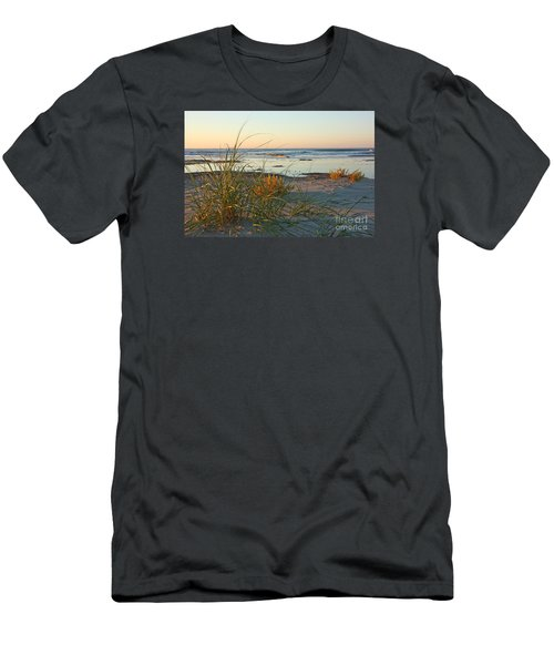 Beach Morning Men's T-Shirt (Slim Fit) by Kevin McCarthy