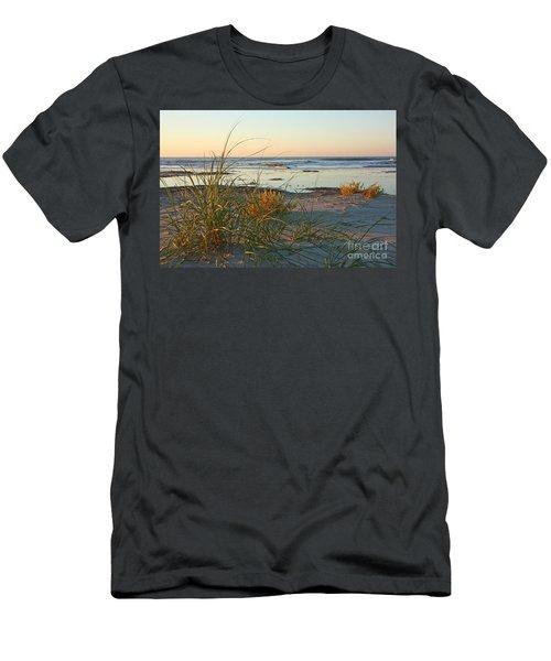 Beach Morning Men's T-Shirt (Athletic Fit)