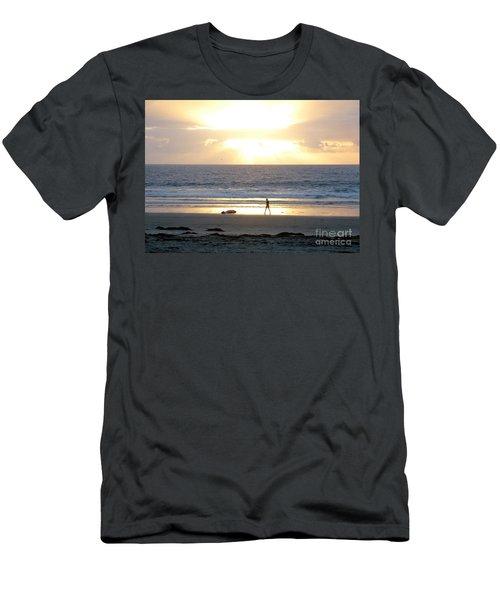 Beachcomber Encounter Men's T-Shirt (Athletic Fit)