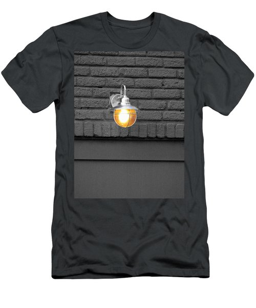 Men's T-Shirt (Slim Fit) featuring the photograph Beacon by Rodney Lee Williams