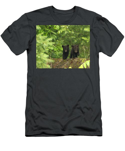 Bear Buddies Men's T-Shirt (Athletic Fit)