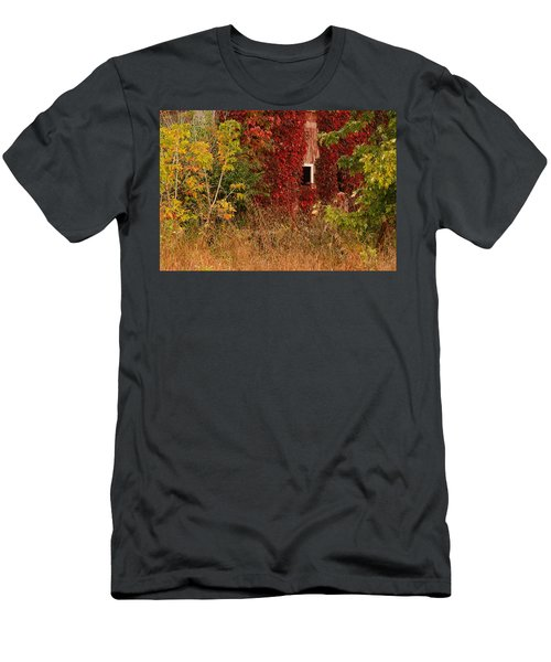 Beautiful Barn Men's T-Shirt (Athletic Fit)