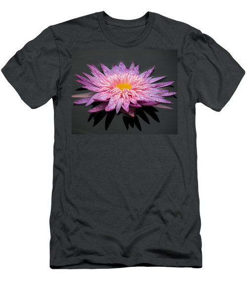 Beautiful Lily Men's T-Shirt (Athletic Fit)