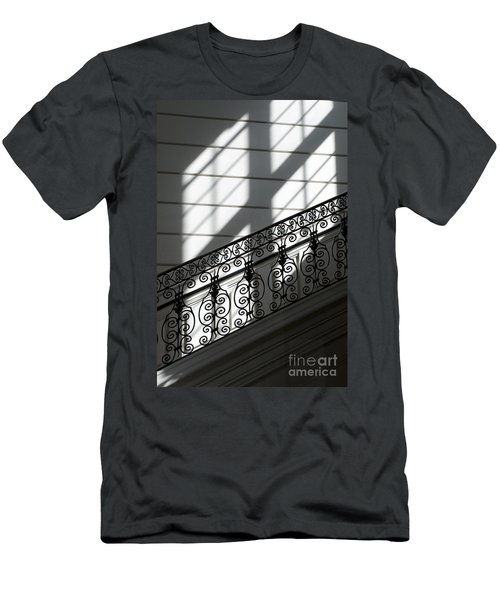 Beautiful Staircase Men's T-Shirt (Athletic Fit)