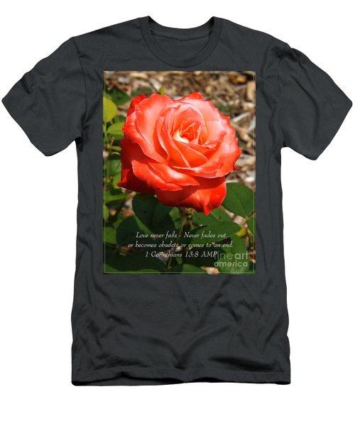 Beauty At Its Best Men's T-Shirt (Athletic Fit)