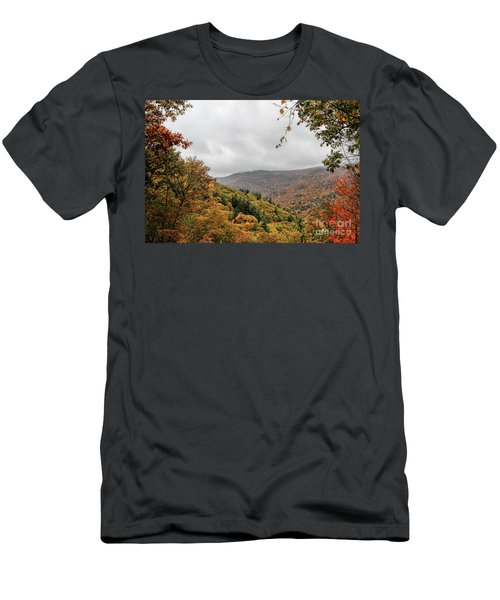 Beauty In The Mountains Men's T-Shirt (Athletic Fit)