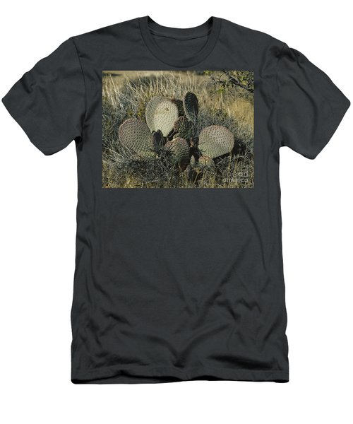 Beavertail Cactus Men's T-Shirt (Athletic Fit)