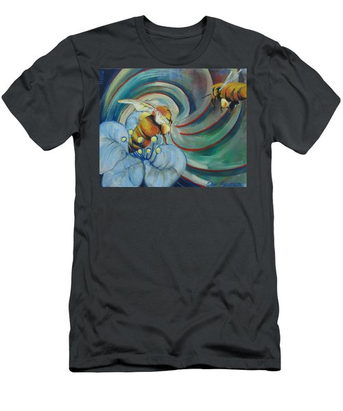 Bee Friends Men's T-Shirt (Athletic Fit)