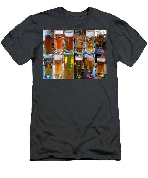 Beers Of Europe Men's T-Shirt (Athletic Fit)