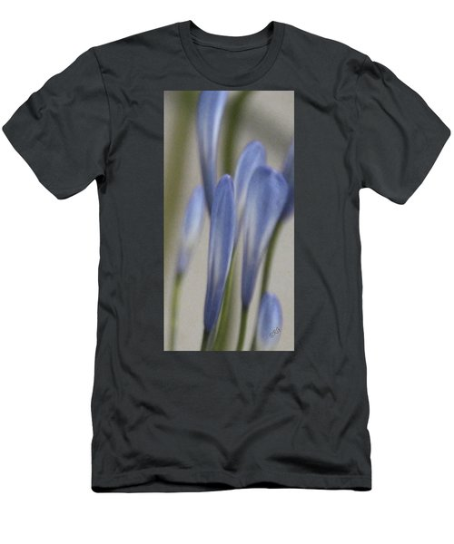 Before - Lily Of The Nile Men's T-Shirt (Athletic Fit)
