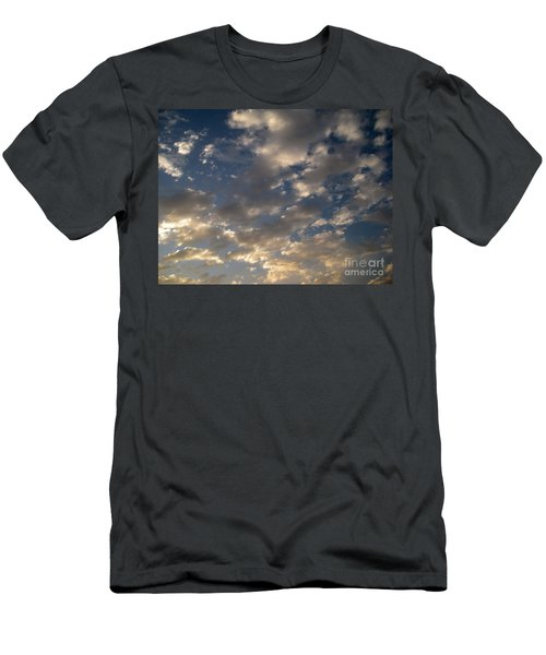Before The Rain Men's T-Shirt (Slim Fit) by Joseph Baril